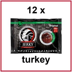 Indiana turkey jerky 100 gram